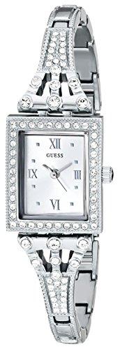 GUESS Womens U0430L1 Silver Tone Jewelry Inspired