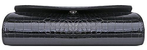 ilishop Noir ilishop ajusté Moderne Moderne Femme PW6qTw