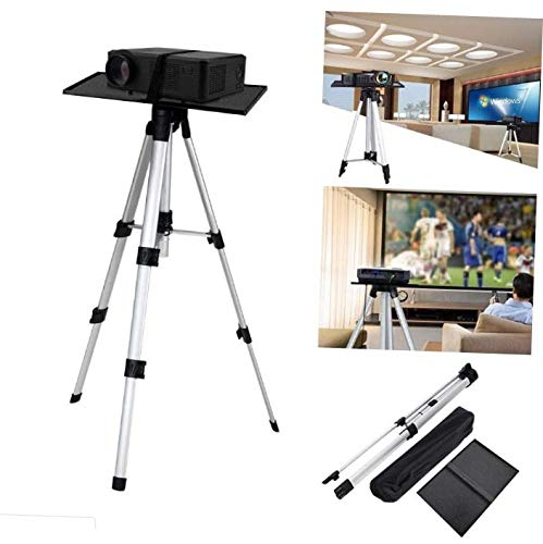 WEDY Tripod Height Adjustable Video Laptop Projector Tripod Style Floor Stand Mount 20''-55'' - EB94 by WEDY