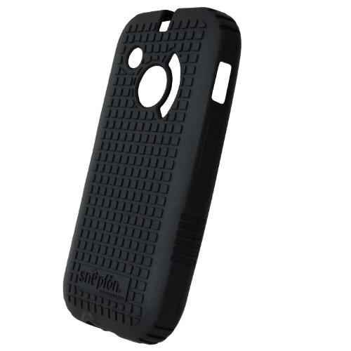 For Skins Cell Phones - Snapfon ezTWO Tuff Case (Black)