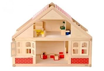 beeboo 0012926 - puppenhaus aus holz: amazon.de: spielzeug - Beeboo Küche