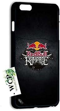 funda iphone 6 red bull