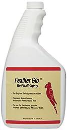 Miracle Care Feather Miracle Care Feather Glo Bird Bath Spray, 32-Ounce