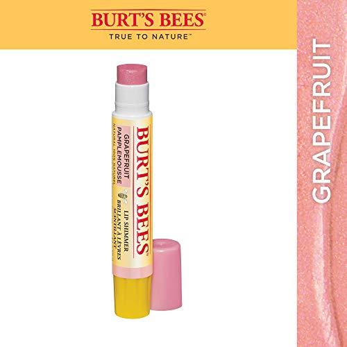 Burt's Bees Lip Shimmer, Grapefruit, 0.09 Ounce