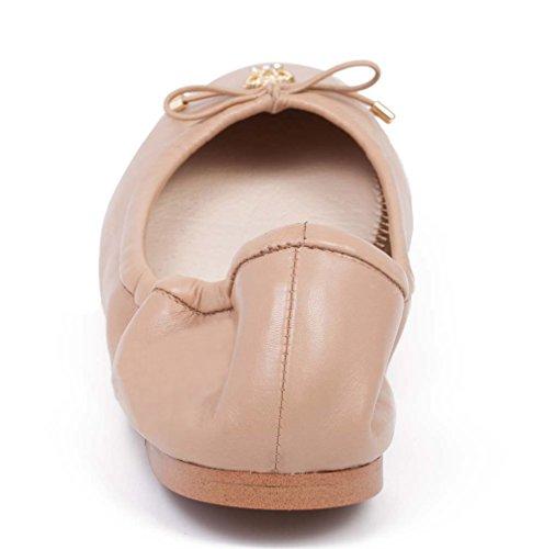 ABUSA  Felicia,  Damen Ballett Buff Nude
