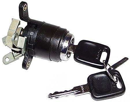 New Tail Gate Lock With Key Fits AUDI 100 80 90 B3 C3 893827539