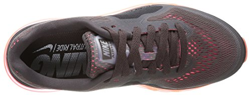 NIKE 621078 200 - Zapatillas de correr de material sintético mujer Negro - Schwarz (Dk Vlt Or/Rflct Slvr-Hypr Pnch 200)