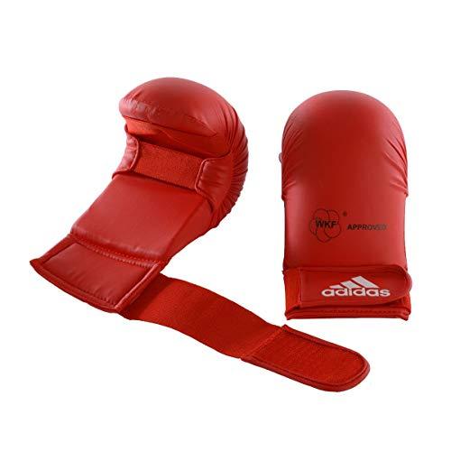ADIDAS LUVA FIGHT MMA multicor (vermelho/azul/prata) G