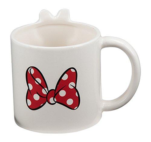 Disney Minnie Mouse 20 Ounce 3D Ceramic Mug