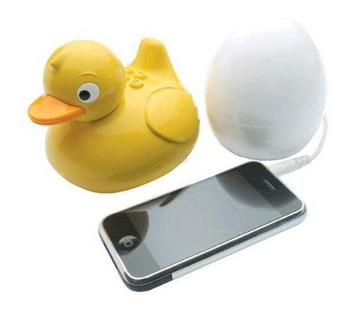 Floating Yellow Duck AM/FM Bath Radio: Amazon.co.uk: Kitchen & Home