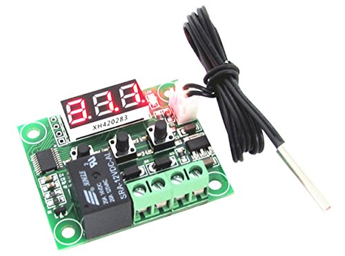 KNACRO Digital display temperature control, precision temperature controller, temperature control switches, miniature thermal control plate