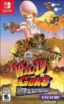 Wild Guns: Reloaded - Nintendo Switch: Video ... - Amazon.com
