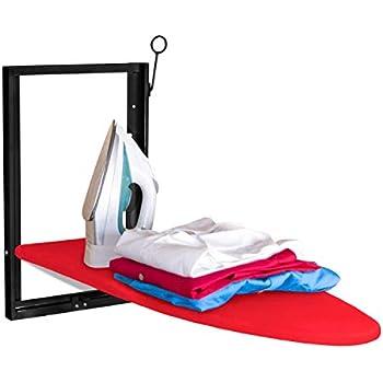 Amazon Com Xabitat Wall Mounted Ironing Board Compact