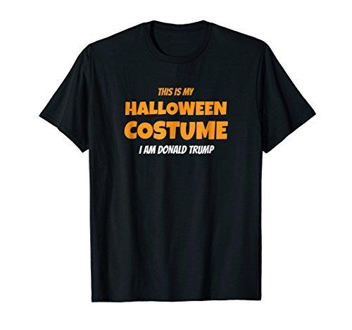 Donald Trump Halloween Costume Great Trumpkin Shirt