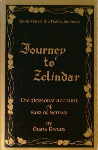 Journey to Zelindar