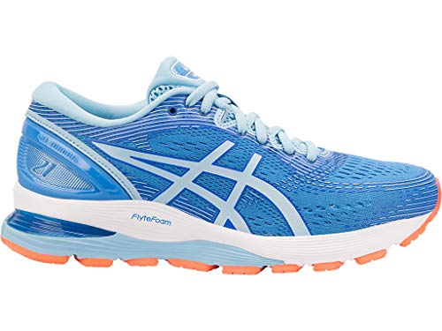 Dynamic Asics Gel-nimbus 19 Lite Show Womens Running Trainers T754n 9700 Women's Shoes