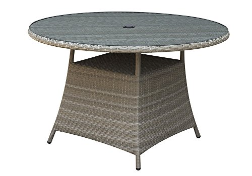 1perfectchoice Modern Outdoor Patio 60 Inch Dia Dining