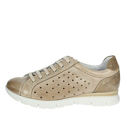 Cinzia Soft PAF18202 001 Low Sneakers Women Brown Taupe uC5Fcy