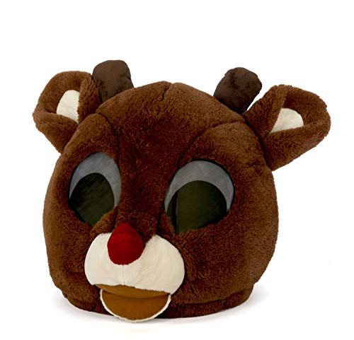 Rudolph The Red Nosed Reindeer Costumes Adults - Adult Rudolph The Red-Nosed Reindeer Oversize