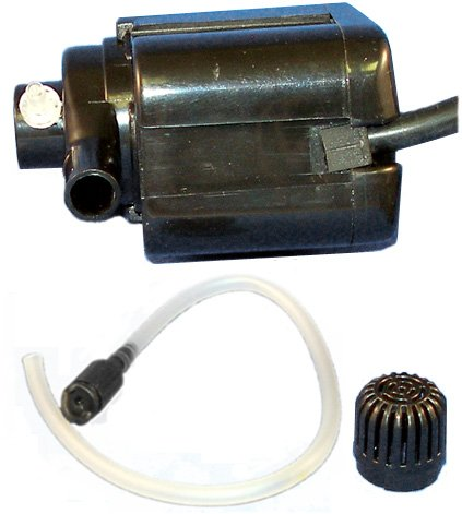 CPR Aquatic Accela Replacement Pump for Bak Pak Protein Skimmer (Pak Replacement)