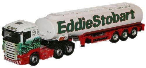 STOBART Tanker Eddie Scania Highline Tanker STOBART by Oxford Diecast 4be5c0