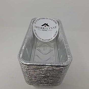 Amazon Com Sherri Lynne Home Disposable Aluminum Foil 2lb
