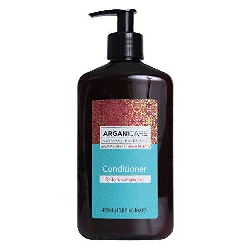 (Arganicare Restoring Hair Conditioner For Dry Hair Organic Argan Oil 400ml)