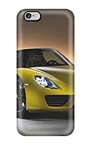 David Dietrich Jordan's Shop 5048885K67240306 Rugged Skin Case Cover For Iphone 6 Plus- Eco-friendly Packaging(2014 Porsche 918 Spyder)