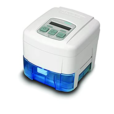 Drive Medical DV55D-HH IntelliPAP Bilevel S PAP and Heated Humidification System, Pressure Range 3-25 cm H2O, Automatic Altitude Adjustment Up to 9,000 feet, Auto On/Off, SmartCode Feature, SmartLink Compatible