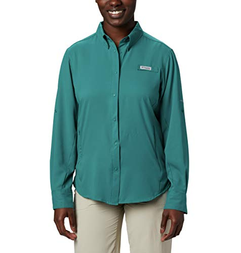 Columbia Womens Tamiami Ii Long Sleeve Shirt