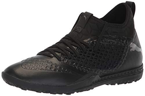PUMA Men's Future 2.3 Netfit TT Soccer Shoe, Black, 10 M US