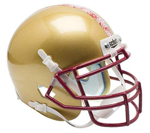 - NCAA Boston College Eagles Stained Glass Mini Helmet, One Size