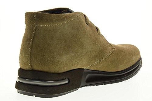 Chaussures Lacées Pietra Femme 92105 3 Callaghan Grigio 1wzZtq8Zg