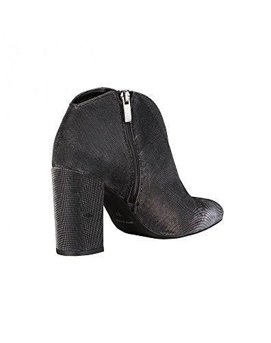 Made In Italia - VIVIANA Damen Stiefeletten Fersen 9 cm Schwarz