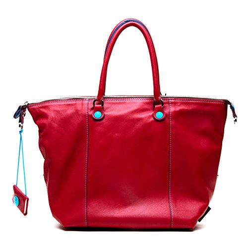 GABS - Bolso al hombro para mujer Rojo rojo