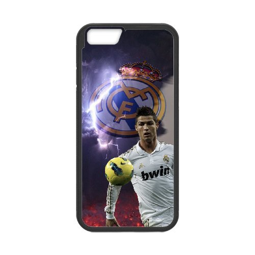 Cristiano Ronaldo Phone Case And One Free Tempered-Glass Screen Protector For iPhone 6,6S 4.7 Inch T128209