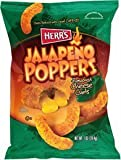 Herr's -JALAPENO POPPER CHEESE CURLS, Pack of 9 bags by Herr's