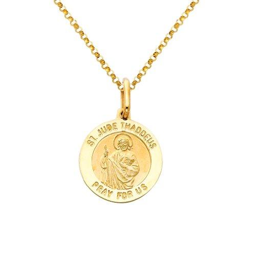 Jude Thaddeus Medal - 2