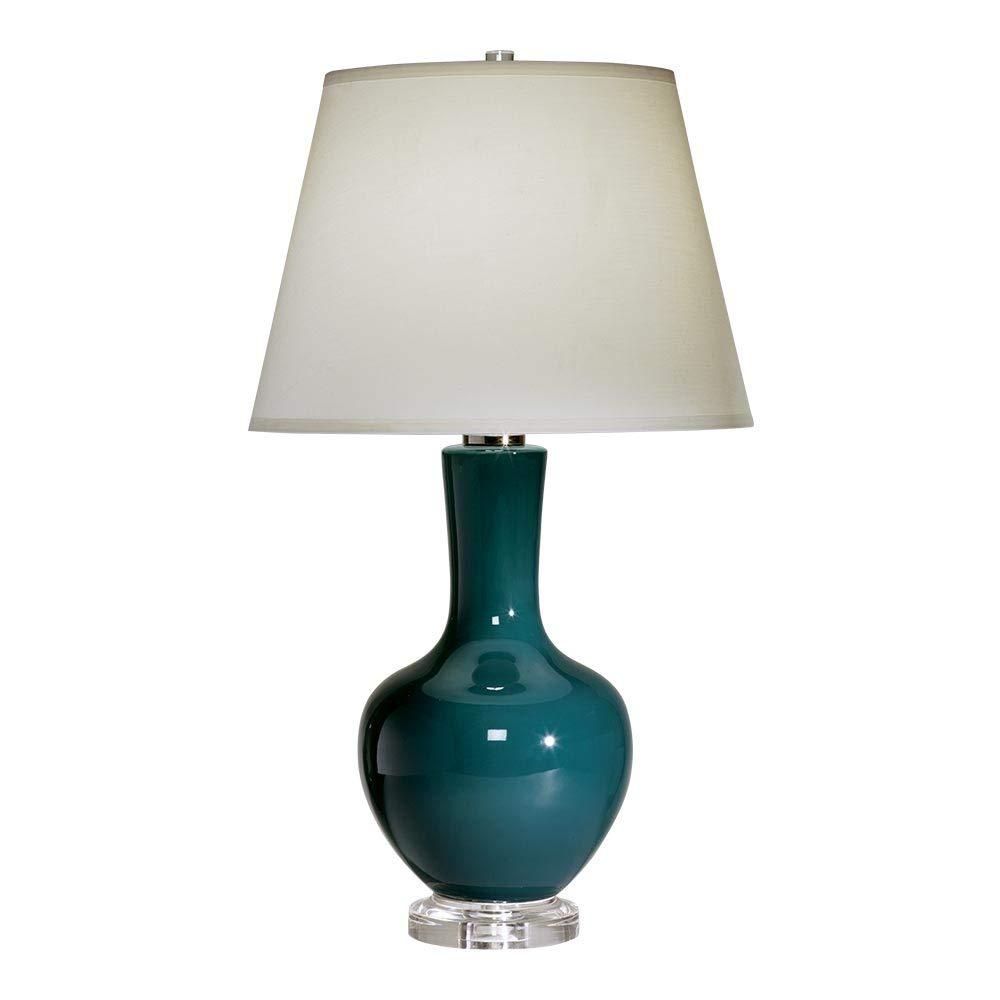 Amazon.com: Ethan Allen Lia lámpara de mesa: Kitchen & Dining