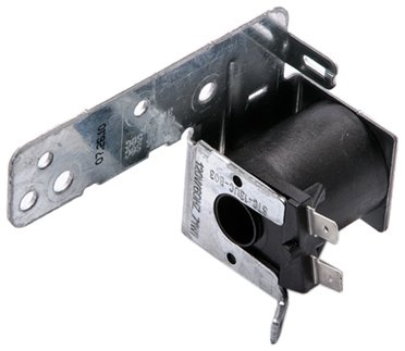 GE WD21X10268 Bracket and Solenoid for Dishwasher