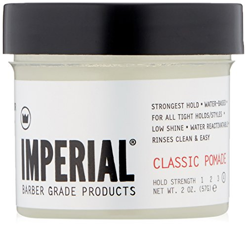 Imperial Barber Pomade, Classic, 2 oz.