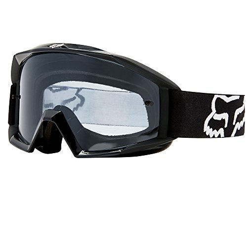 Fox Racing 2017 Main Sand Adult Moto Motorcycle Goggles Eyewear - Black/Grey/One Size ()
