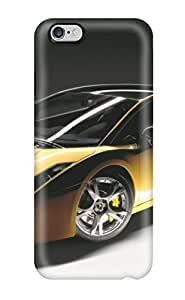 Snap-on Case Designed For Iphone 6 Plus- Lamborghini Car