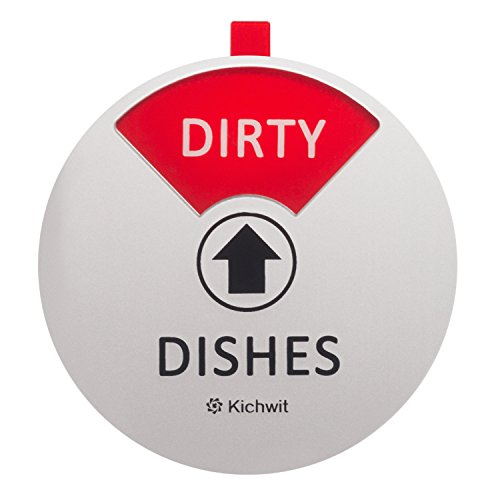 dirty clean magnet for dishwasher - 8
