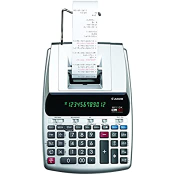 Black//Red 12-Digit Fluorescent MP27D Two-Color Ribbon Printing Calculator 12-Digit Fluorescent Black//Red MP27D Two-Color Ribbon Printing Calculator