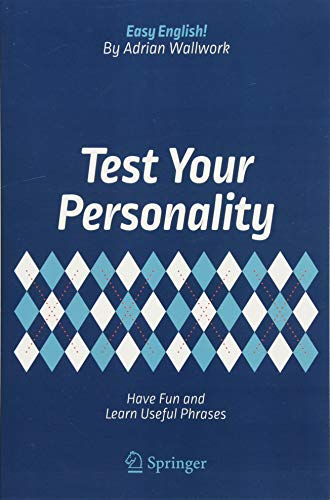 Test your personality:have fun and learn useful phrases