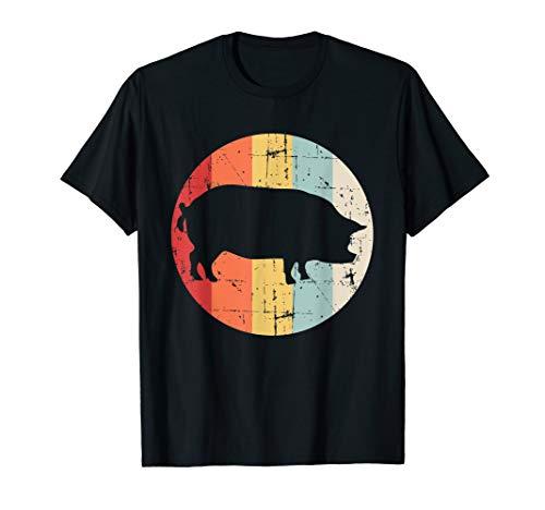(Vintage Pig T Shirt Chinese New Year Men Women Kids 2019)