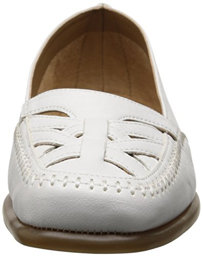 Aerosoler Kvinna Laboratorie Slip-on Loafer White