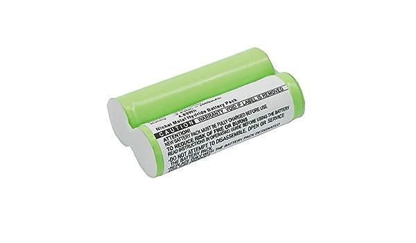 subtel® Batería Premium Compatible con Braun 4510/5550 / 5586 ...