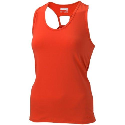 Marmot Pivotal / 65930-6314-6 Haut sans manches Femme Orange Taille XL